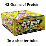 $2 grams of Protein in a Shooter Tube.